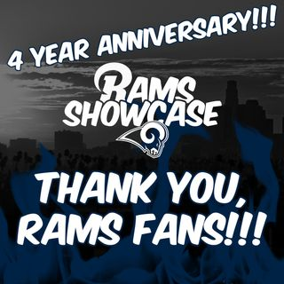 Rams Showcase - Four Years In