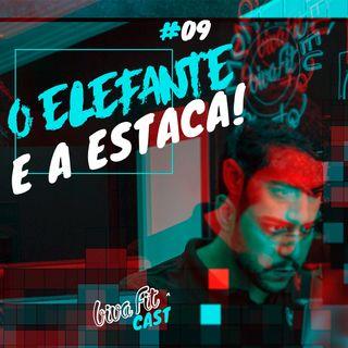 #09 - O ELEFANTE E A ESTACA