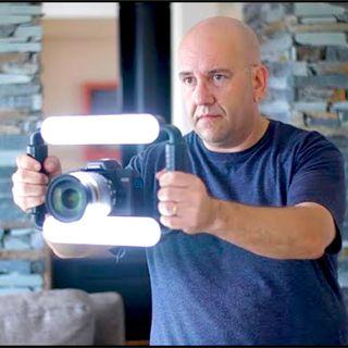 GVM TL-10s El rectángulo de luz (idearClips)