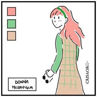 005. Donna Meraviglia