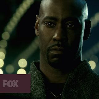 DB Woodside from FOX's Lucifer