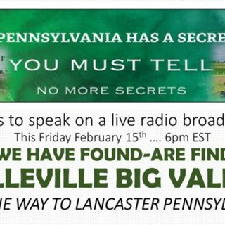 PENNSYLVANIA HAS A SECRET BELLEVILLE BIG VALLEY AND MORE