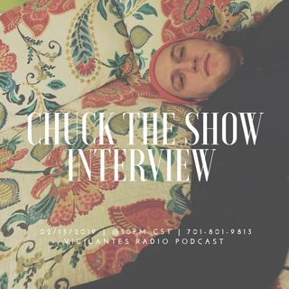 Chuck The Show Interview.