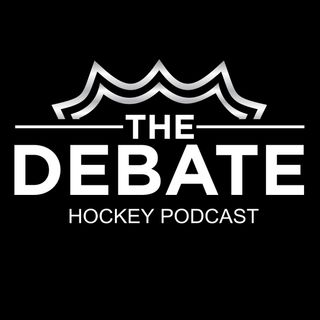 THE DEBATE - Hockey Podcast - Episode 68 - Trophies, Picks, and Canucks Troubles?