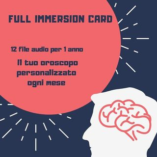 Full Immersion Card