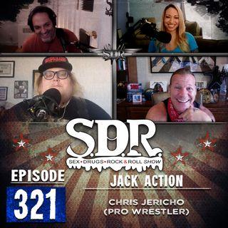 Chris Jericho (Pro Wrestler) - Jack Action