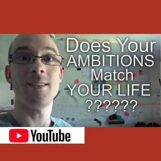 Live Life to the fullest - Let Your Life Match Your Ambitions [Vlog #23]
