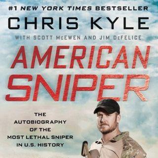 Scott McEwen Interview-American Sniper Co-Author