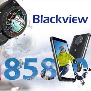 BlackView presenta el X5 + BV6600