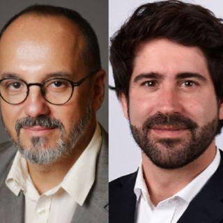 Gestión y liderazgo político en tiempos de crisis con Carles Campuzano y Roger Montañola