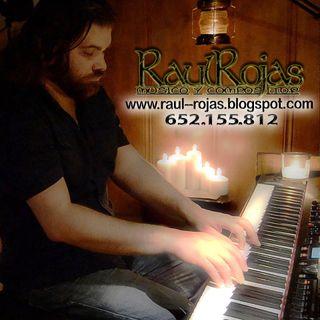 ЯAUL ЯOJAS Músico y Compositor