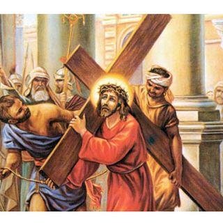 """71 - """"Sii benedetta, o Croce, unica speranza!"""""""