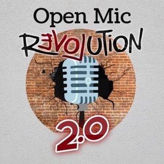 Open Mic Revolution 2.0 - Be my eyes