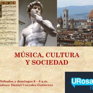 MÚSICA, CULTURA Y SOCIEDAD