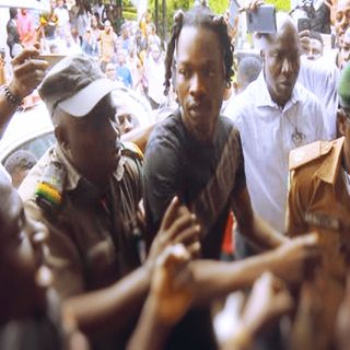 EFCC displays 51,933 pages, showing content of Naira Marley's iPhone in Court