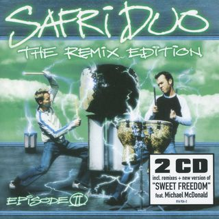 Safri Duo - Played-A-Live (The Bongo Song) (Album Version)
