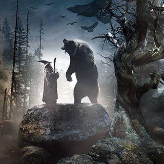 Lo Hobbit 7. Strani alloggi