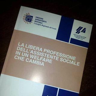 Giovanna Sammarco - Apertura dei lavori del seminario sulla libera professione CROAS Lazio