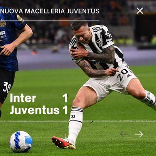 Inter - Juventus: a due minuti dalla fine arriva il capolavoro di Dumfries!