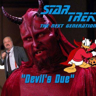 "Season 3, Episode 8: ""Devil's Due"" (TNG) with John Jackson Miller"