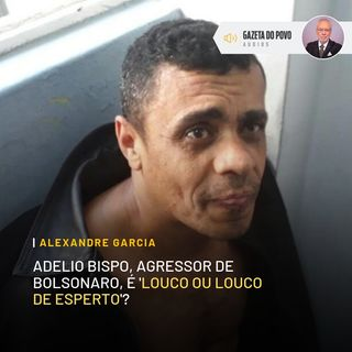 Adélio Bispo, agressor de Bolsonaro, é 'louco ou louco de esperto'?