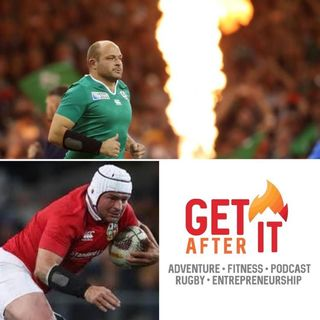 Episode 91 - with Rory Best - Irish rugby legend and former Captain