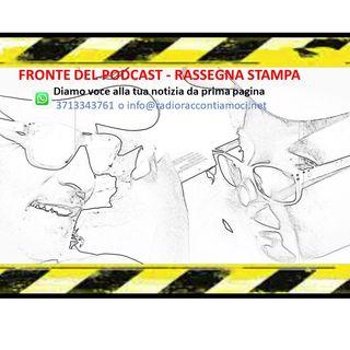 Radio racconti Quotidiani 3 settembre - 1 2 3 Vaccino! -Uragano a  New York -  Donne protesta in Afghanistan Infibulazione a Piacenza