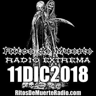 Ritos de Muerte Radio Show 11DIC2018