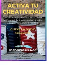 ACTIVA TU CREATIVIDAD