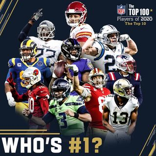 NFL Top 100 Recap With Special Guest Ryan