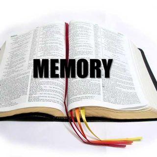 Memory - Morning Manna #2630
