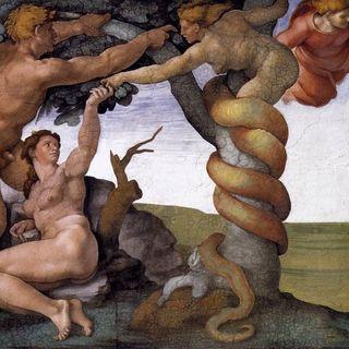 El relato de Adán y Eva y su significado oculto.