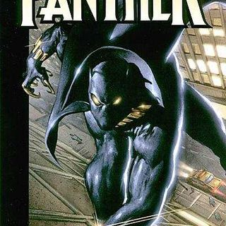 Source Material Live: Black Panther - The Client