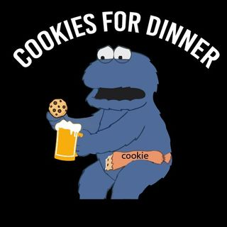 14. Cookies for Dinner