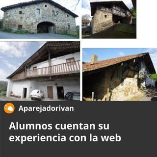 Alumnos cuentan su experiencia con la web