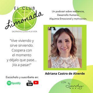 Episodio 26: Adriana Castro, Ale y la donación de órganos