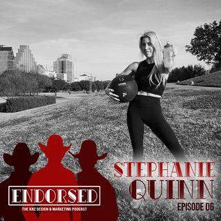 06. Stephanie Quinn, Social Media & Personal Branding