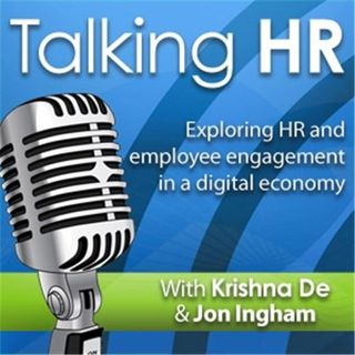 Talking HR 026: The future of learning and development (LD2020)