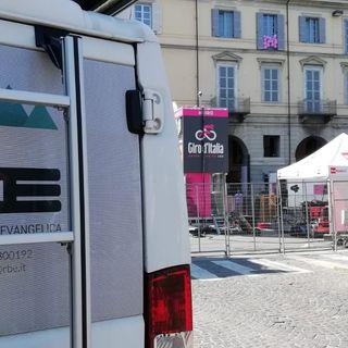 Giro d'Italia 2019 - La nuova maglia rosa Jan Polanc