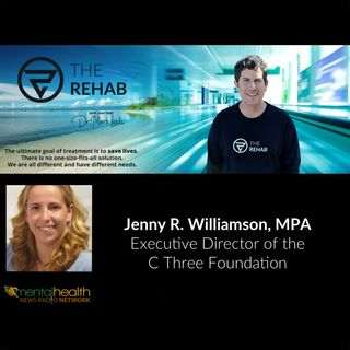 Jenny Williamson On The C Three Foundation, The Sinclair Method, And Controlled Drinking