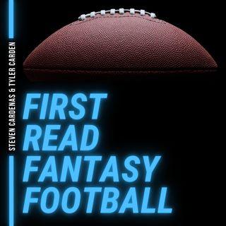Week 1 Review - Fantasy Football September 2021