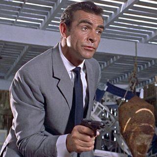 James Bond Legacy. Parte 1. Sean Connery è l'unico, inimitabile James Bond. Agente 007 Licenza di uccidere.