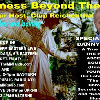Kindness Beyond the Veil-Episode 106-Danny Searle-Ascension and Secrets of the Illuminati