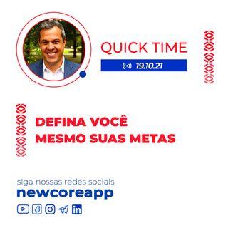 Quick Time - Defina você mesmo suas metas