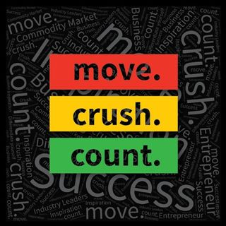 MCC 001: move. crush. count. What We Are All About