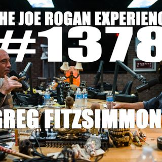 #1378 - Greg Fitzsimmons