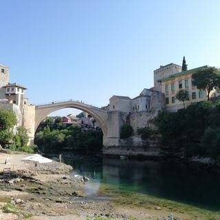 Mostar, una città divisa