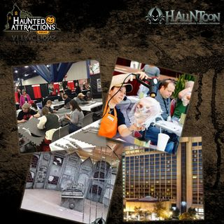 HAuNTcon Unearthed - Episode 2 - Missing Finger Productions