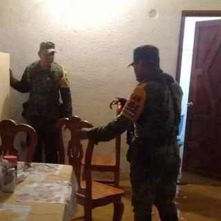 Municipio de Oaxaca inundado tras lluvias