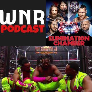 WNR205 WWE CHAMBER 2019